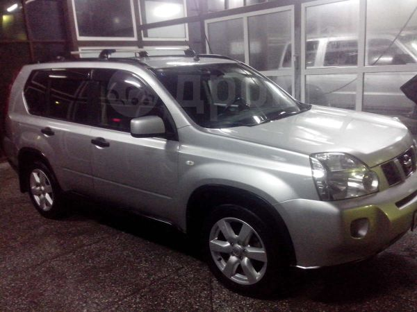 Nissan X-Trail, 2008 год, 660 000 руб.