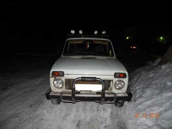 Лада 4x4 2121 Нива, 1992 год, 55 000 руб.