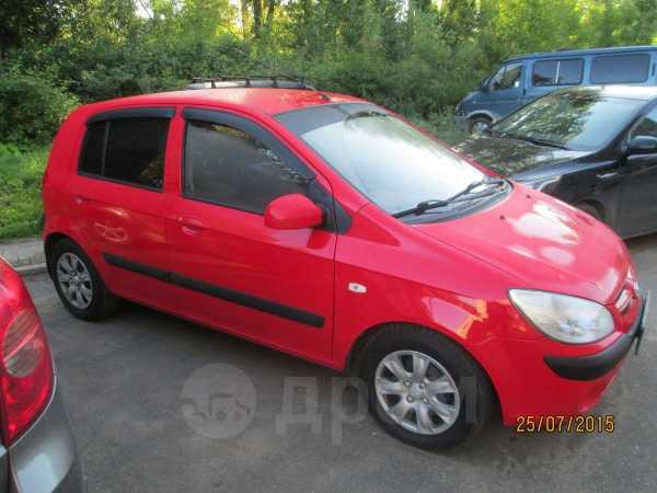 Hyundai Getz, 2008 год, 277 000 руб.