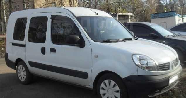 Renault Kangoo, 2007 год, 270 000 руб.