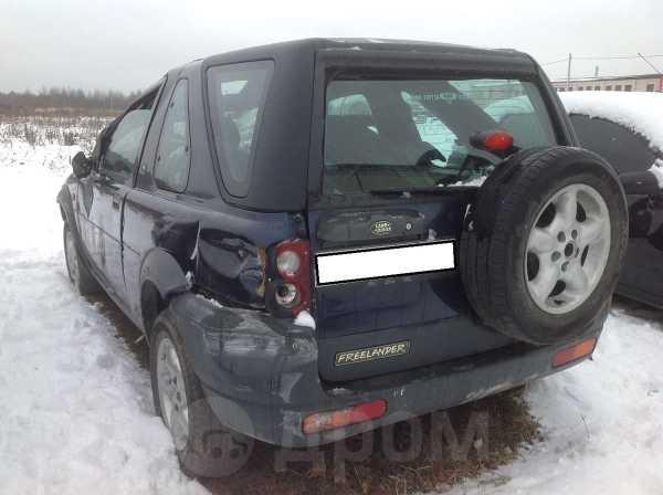 Land Rover Freelander, 2000 год, 104 000 руб.
