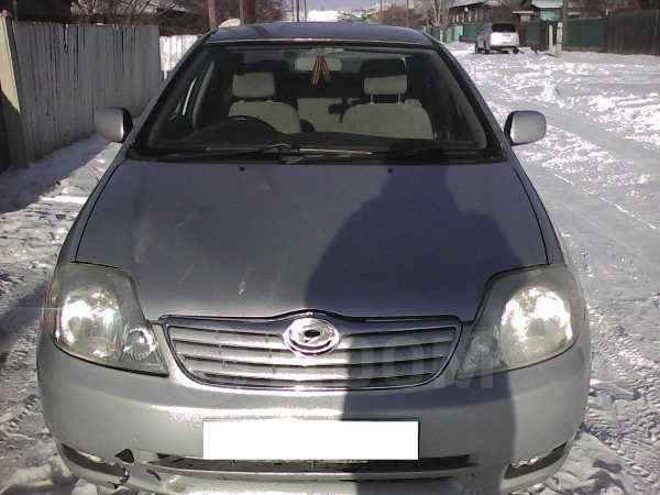 Toyota Corolla, 2001 год, 240 000 руб.
