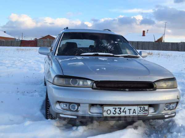 Subaru Legacy, 1996 год, 85 000 руб.