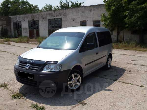 Volkswagen Caddy, 2007 год, 610 000 руб.