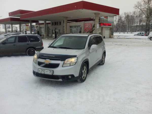 Chevrolet Orlando, 2011 год, 620 000 руб.