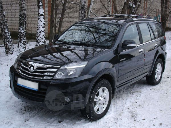 Great Wall Hover H3, 2012 год, 699 000 руб.