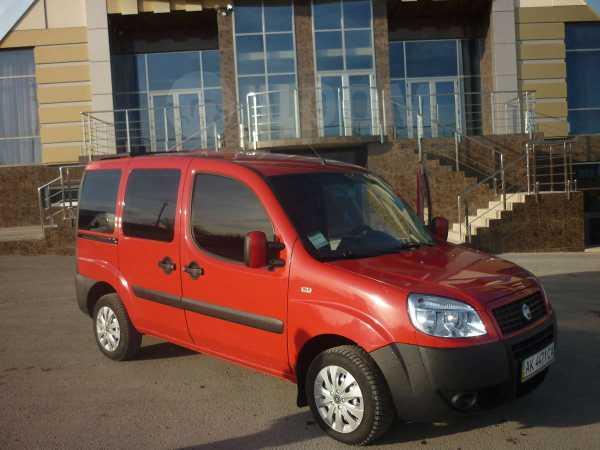 Fiat Doblo, 2006 год, 550 000 руб.