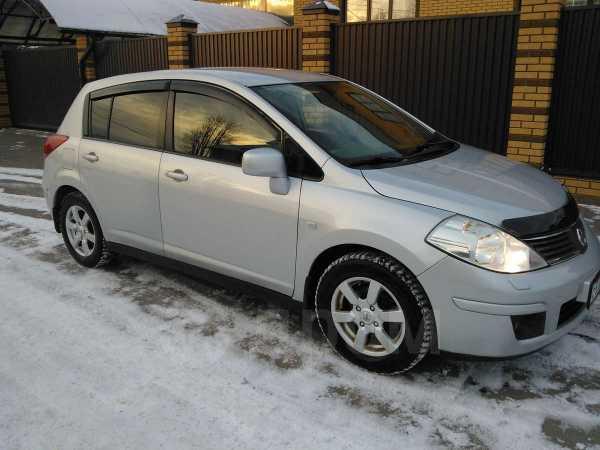 Nissan Tiida, 2008 год, 367 000 руб.
