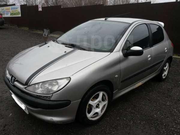 Peugeot 206, 2004 год, 180 000 руб.