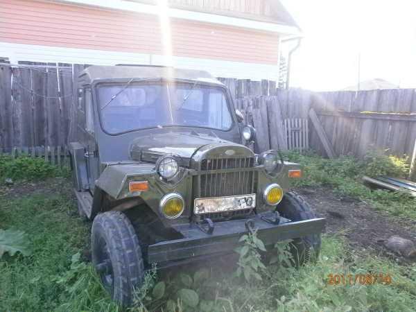 ГАЗ 67, 1940 год, 150 000 руб.