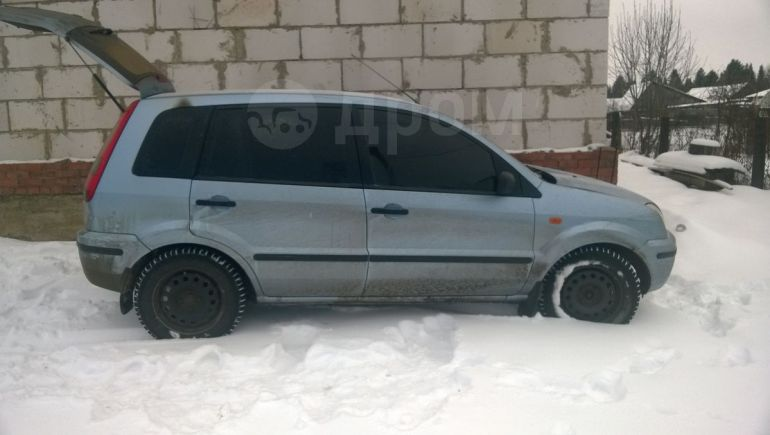 Ford Fusion, 2005 год, 80 000 руб.