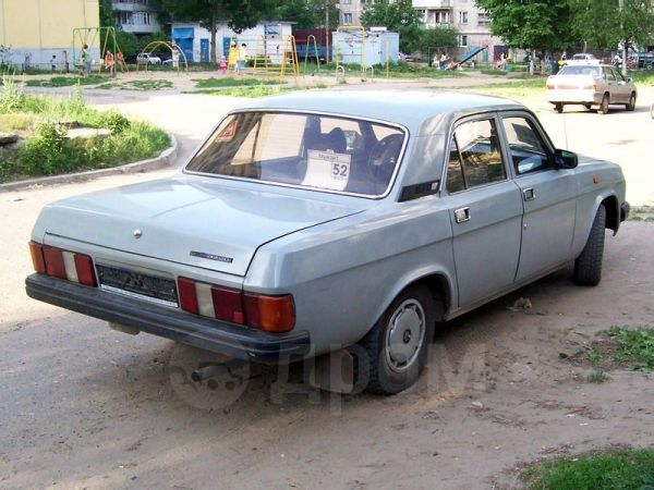 ГАЗ 31029 Волга, 1993 год, 25 000 руб.