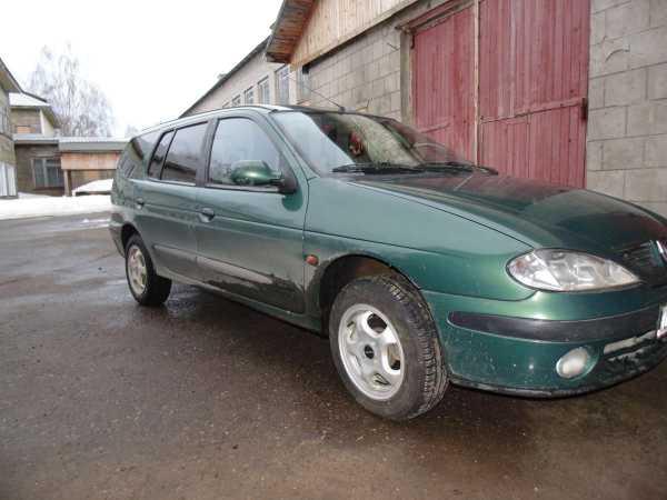 Renault Megane, 2002 год, 170 000 руб.