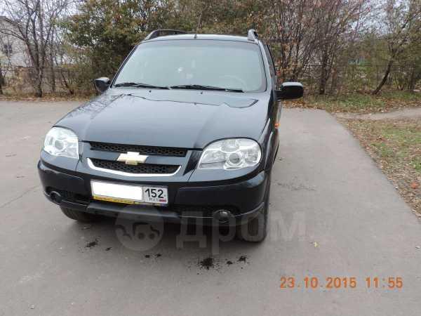 Chevrolet Niva, 2009 год, 305 000 руб.
