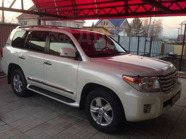 Toyota Land Cruiser, 2014 год, 3 500 000 руб.