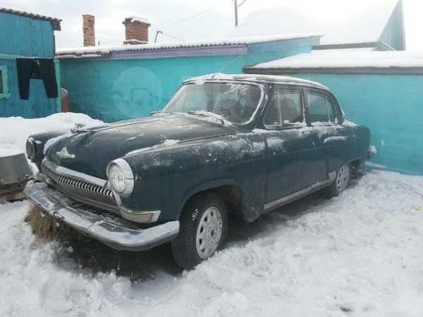 ГАЗ 21 Волга, 1960 год, 50 000 руб.