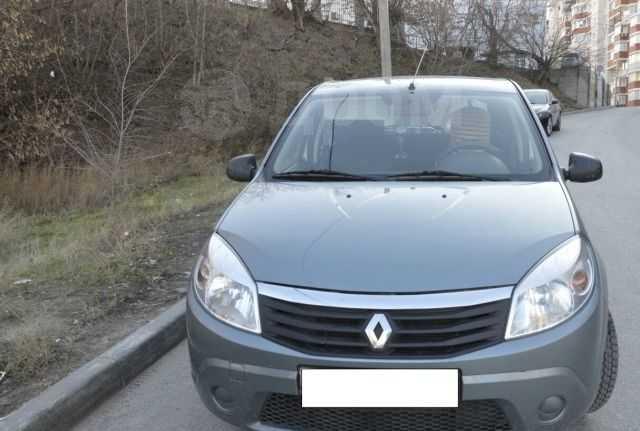 Renault Sandero, 2010 год, 295 000 руб.
