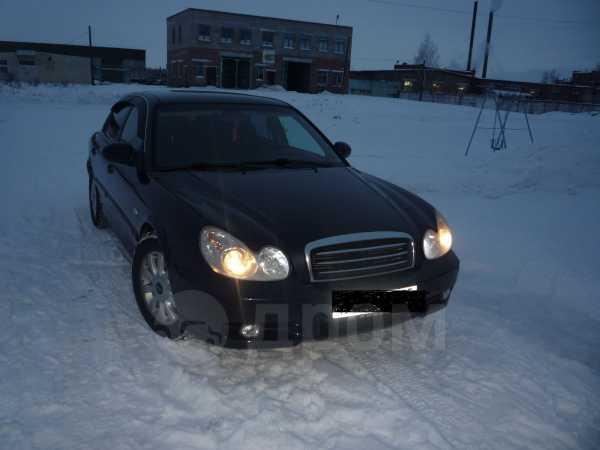 Hyundai Sonata, 2005 год, 300 000 руб.