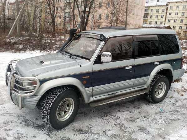 Mitsubishi Pajero, 1996 год, 350 000 руб.
