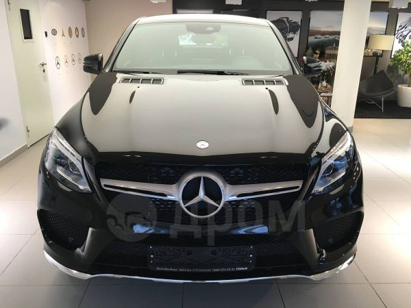 Mercedes-Benz GLE Coupe, 2015 год, 5 390 000 руб.