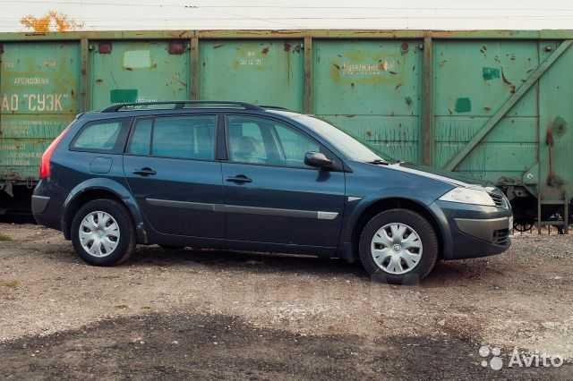 Renault Megane, 2006 год, 335 000 руб.