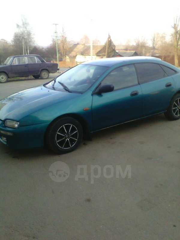 Mazda 323F, 1996 год, 115 000 руб.