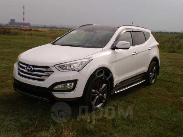 Hyundai Santa Fe, 2013 год, 1 230 000 руб.
