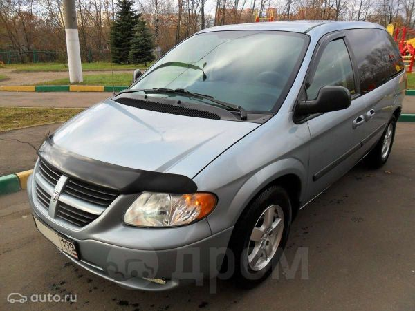Dodge Caravan, 2005 год, 550 000 руб.