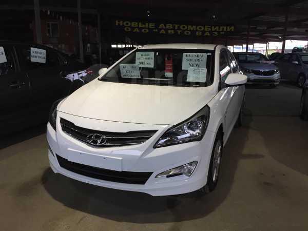 Hyundai Solaris, 2016 год, 667 900 руб.