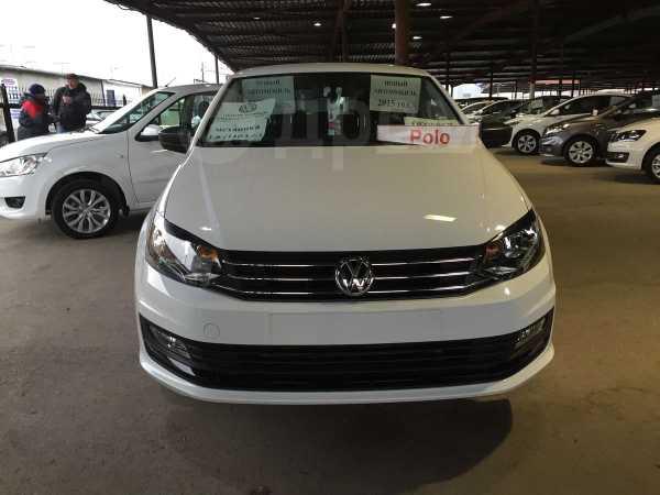 Volkswagen Polo, 2016 год, 625 000 руб.