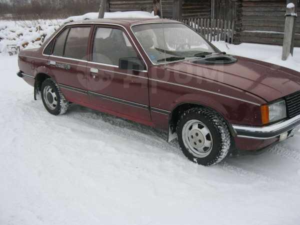 Opel Rekord, 1983 год, 50 000 руб.