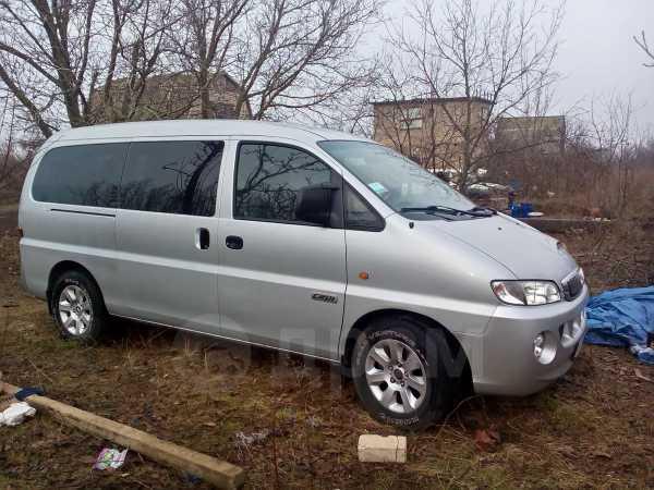 Hyundai H1, 2006 год, 480 000 руб.