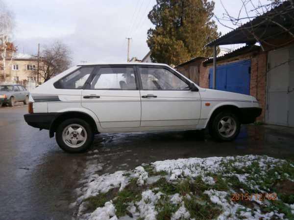 Лада 2109, 1988 год, 58 000 руб.