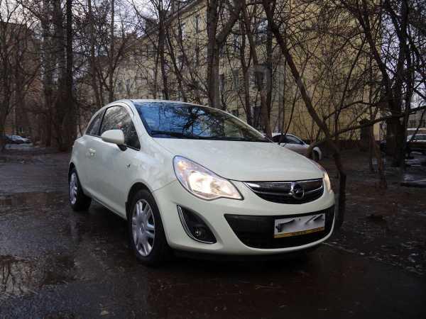 Opel Corsa, 2012 год, 475 000 руб.