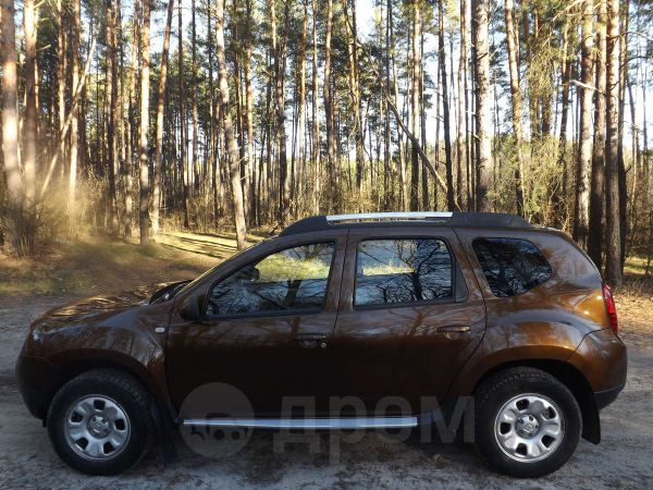 Renault Duster, 2013 год, 645 000 руб.