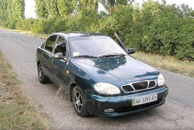 Daewoo Sens, 2005 год, 160 000 руб.