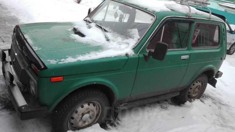 Лада 4x4 2121 Нива, 1984 год, 55 000 руб.