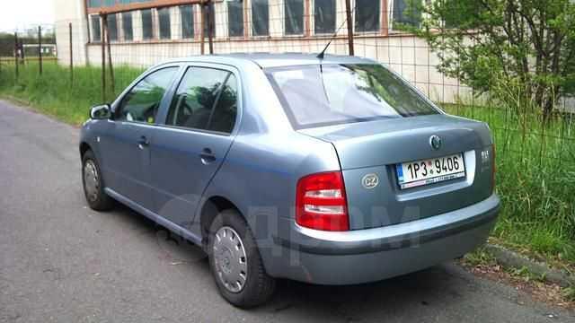 Skoda Fabia, 2007 год, 250 000 руб.