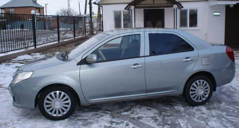Geely MK, 2008 год, 167 000 руб.