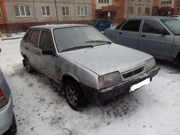 Лада 2109, 2001 год, 55 000 руб.