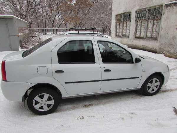 Renault Logan, 2009 год, 293 000 руб.