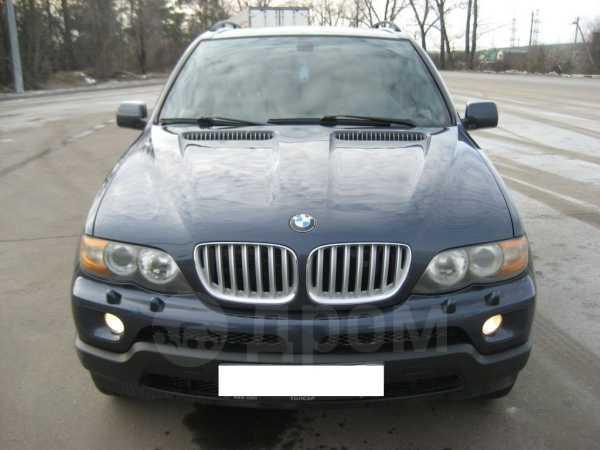 BMW X5, 2004 год, 575 000 руб.