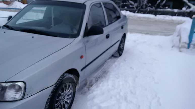 Hyundai Accent, 2005 год, 160 000 руб.