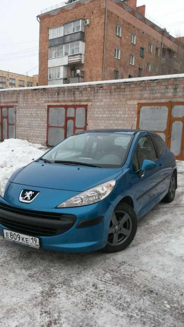 Peugeot 207, 2009 год, 289 000 руб.