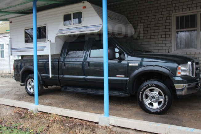 Ford F250, 2006 год, 1 200 000 руб.