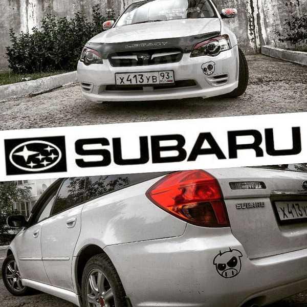 Subaru Legacy, 2003 год, 420 000 руб.