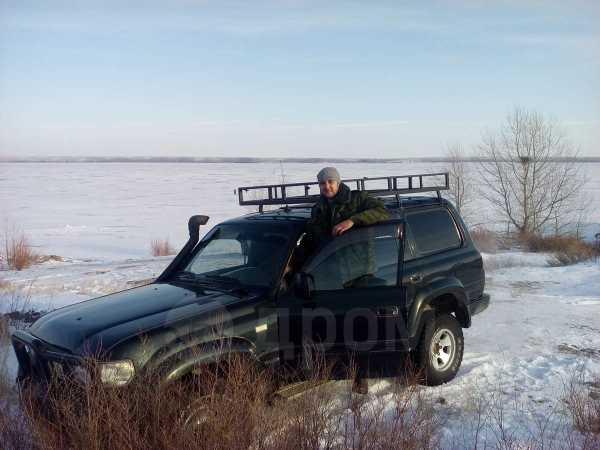 Toyota Land Cruiser, 1995 год, 450 000 руб.