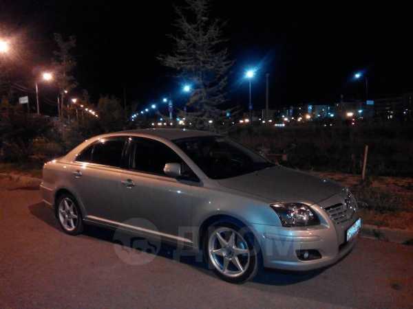 Toyota Avensis, 2008 год, 620 000 руб.