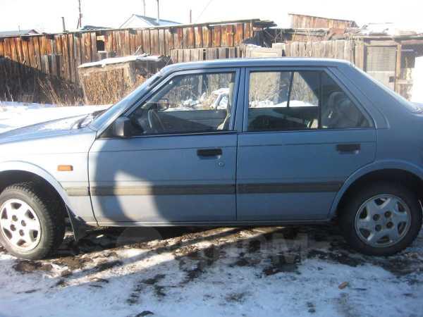 Mazda 626, 1989 год, 70 000 руб.