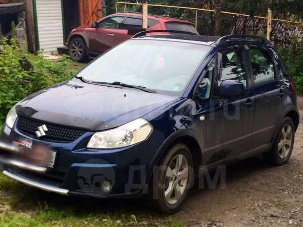 Suzuki SX4, 2011 год, 600 000 руб.